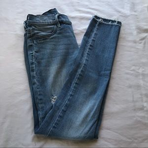 PacSun High Rise Ankle Jeggings
